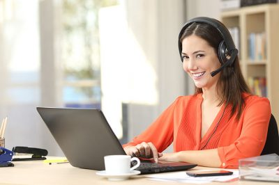 Caller ID Management in Remote Call Center